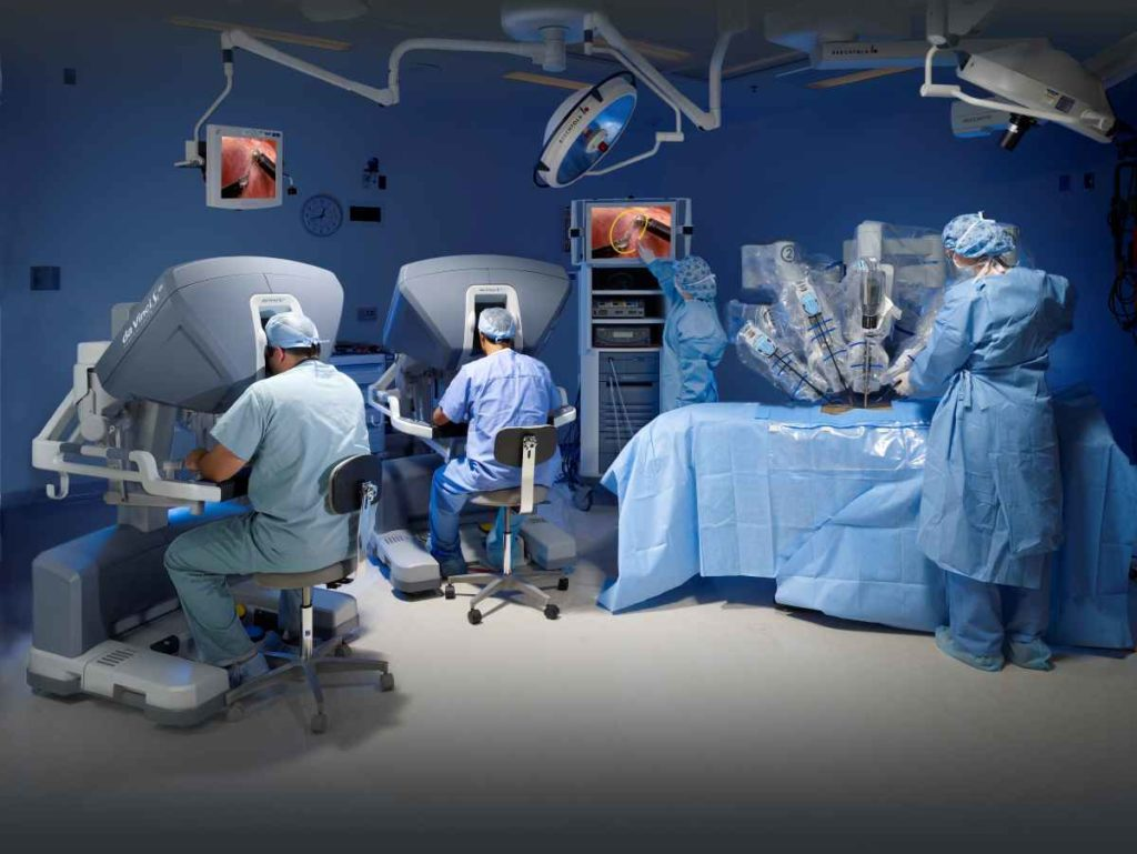 ©2016 Intuitive Surgical Inc.
